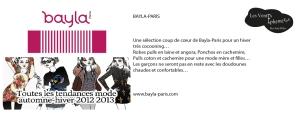 #bayka#lesartyfilles#vente#