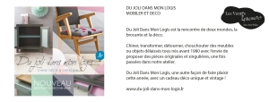 #dujolidansmonlogis#lesartyfilles#amandinebouchaud#créateur#marchédenoel#
