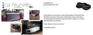 #labrunette#artyfilles#marchedenoel#leather#cuir#pochettes#bracelet#