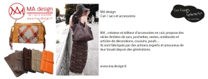 #Madesign#lesartyfilles#amandinebouchaud#createurs#cuir#