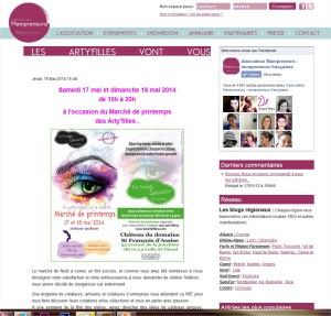 #mampreneurs#lesartyfilles#presse#article#créateurs#amandinebouchaud#