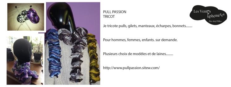 Pull passion
